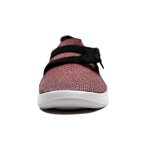Nike Air Sockracer Flyknit Black/Bright Melon-Black-White 898022-003 Men's