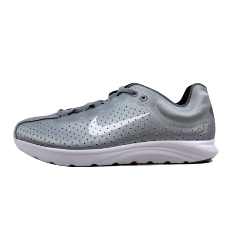 Nike Mayfly Lite BR Wolf Grey/White-Stealth 898027-001 Men's