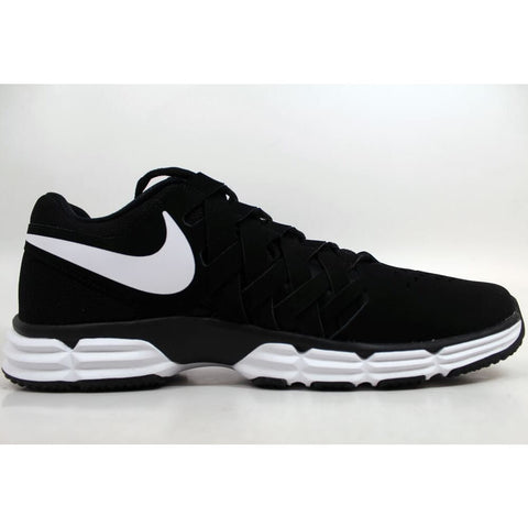 Nike Lunae Fingertrap TR Black/White-Black  898066-001 Men's