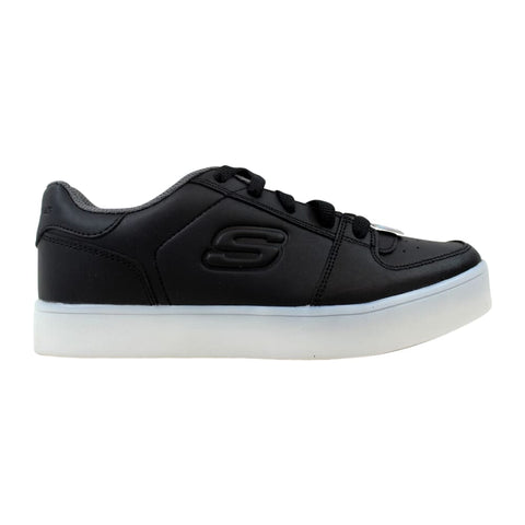Skechers S Lights Energy Lights Elate Black  90601L/BLK Grade-School