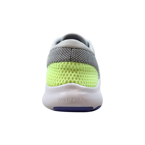 Nike Flex Experience RN 7 Pure Platinum/Barely Volt  908996-007 Women's