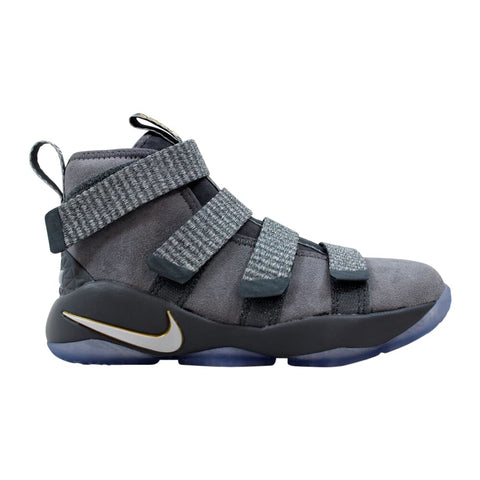 Nike Lebron Soldier XI Cool Grey/Pure Platinum  918368-010 Pre-School