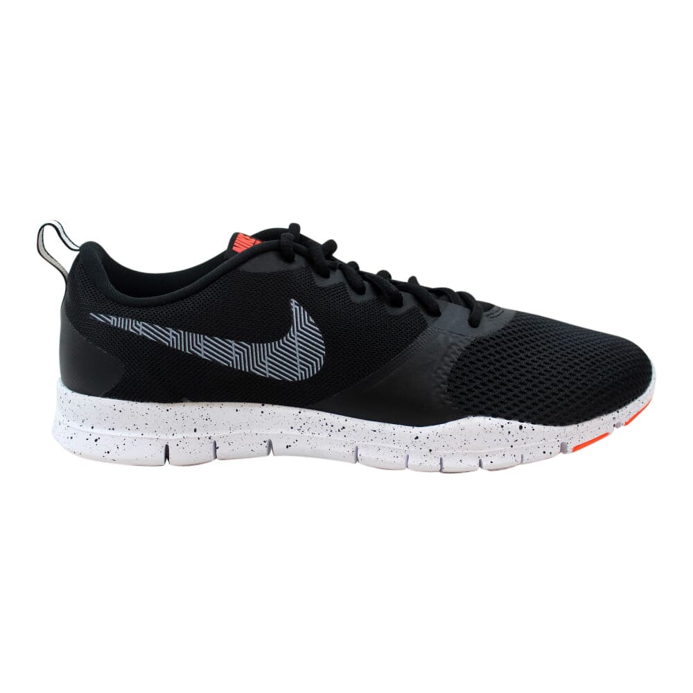 Nike Flex Essential TR Black/White-Total Crimson  924344-018 Women's