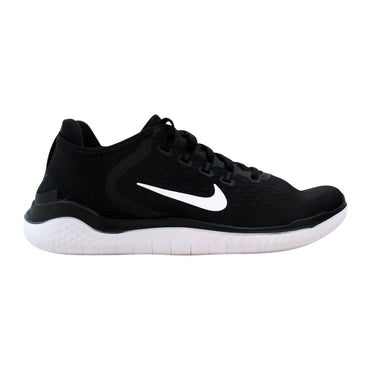 Nike Free RN 2018 Black/White  942836-001 Men's
