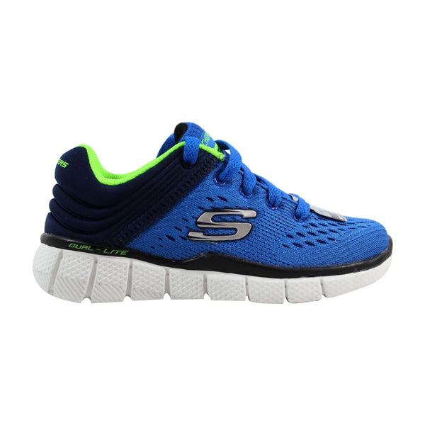 Skechers Equalizer 2.0 Post Season Royal/Blue 97375L Pre-School