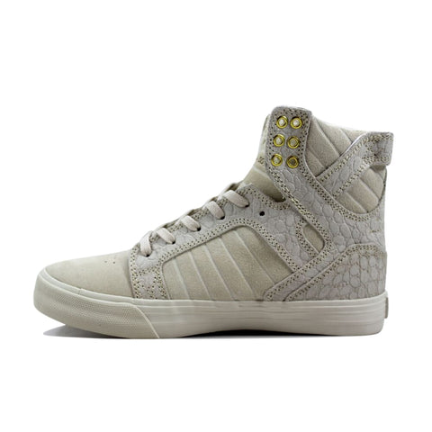 Supra Skytop Off White  98003-107-M Women's
