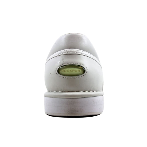 Rockport 7100 Bike Toe White/Croc A10673