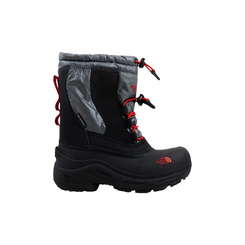 The North Face Alpenglow II 2 Zinc Grey/Black A1NSQH4 Pre-School