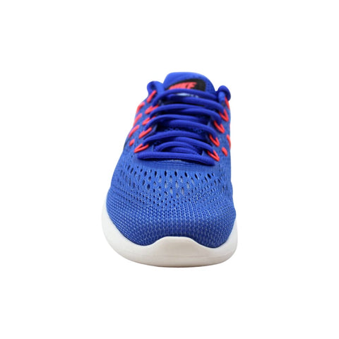 Nike Lunarglide 8 Medium Blue/Black-Aluminum  AA8677-406 Women's
