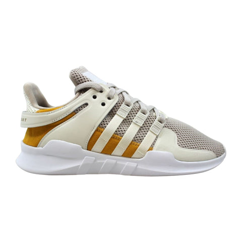Adidas Equipment Support ADV Off White/Core Brown-Tactical Yellow  AC7141 Men's