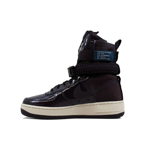 Nike SF AF1 Air Force 1 SE Premium Port Wine/Port Wine-Space Blue AJ0963-600