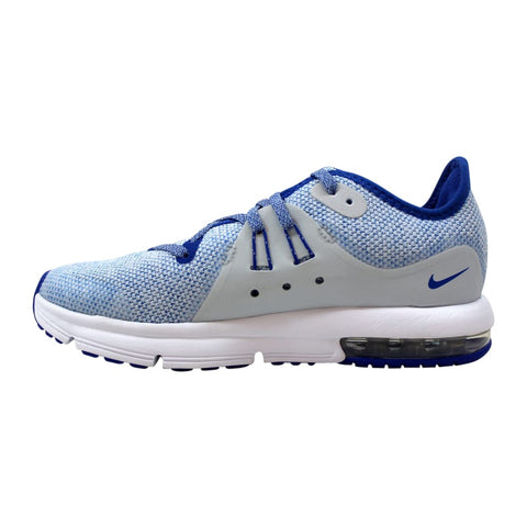 Nike Air Max Sequent 3 PS Game Royal  AO0554-401 Pre-School