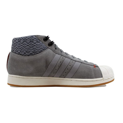 Adidas Pro Model BT Charcoal Grey/White AQ8160 Men's