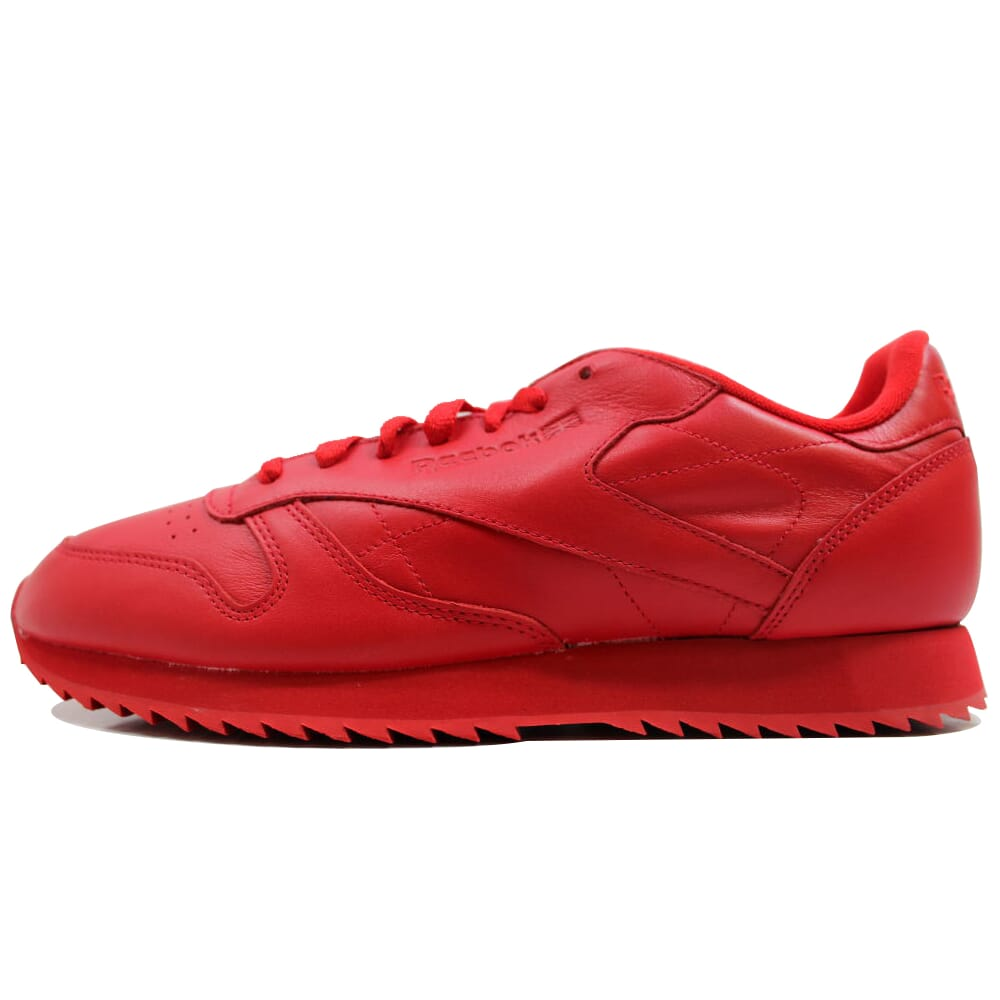 Reebok Classic Leather Ripple Mono Scarlet Red AR2349