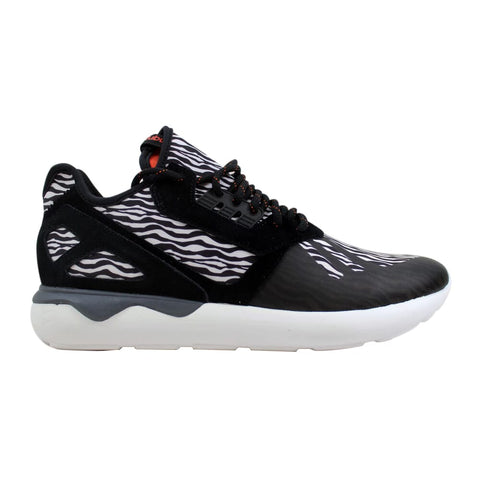Adidas Tubular Runner White/Black-Orange  B25531 Men's