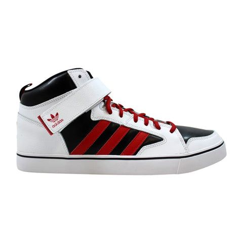 Adidas Varial II Mid Footwear White/Scarlet-Core Black  B27412 Men's