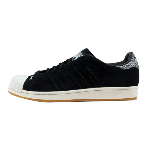 Adidas Superstar Black/Black-White Camo B27737 Men's