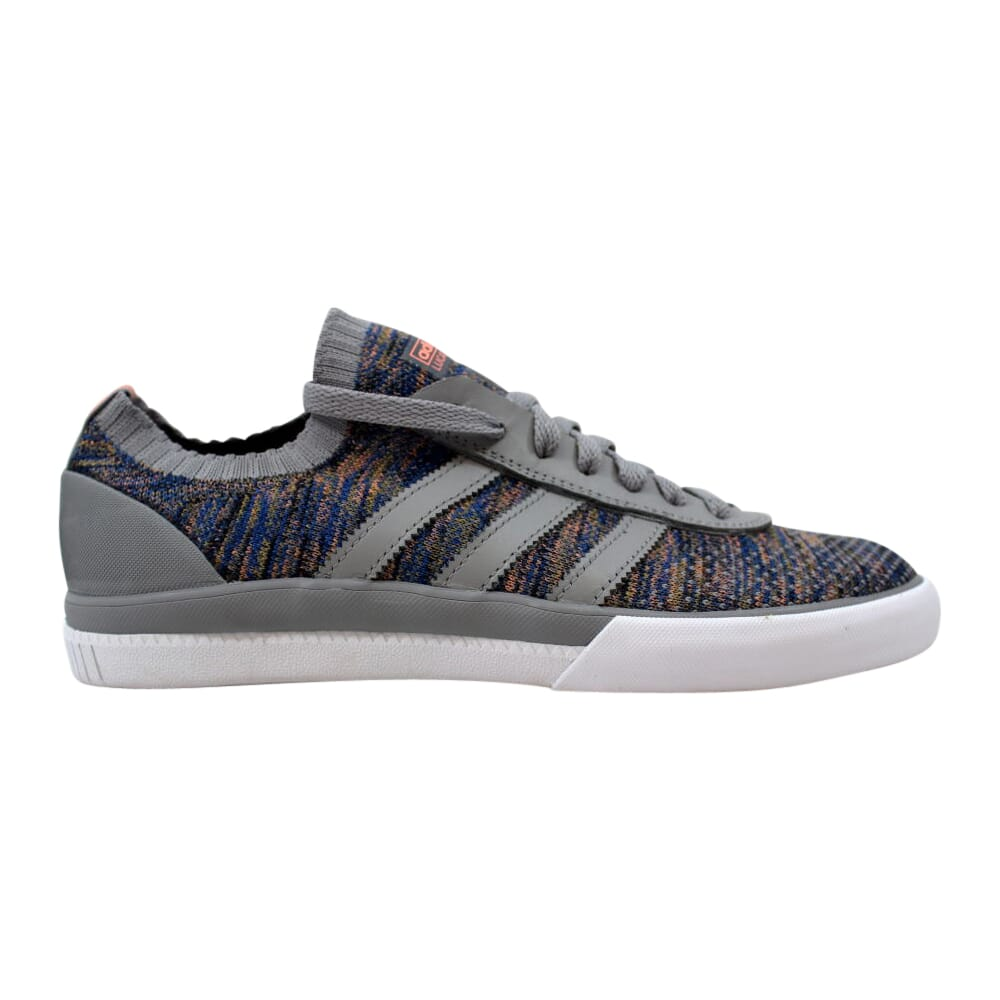 Adidas Lucas Premiere Primeknit Light Granite/Chalk Coral-White  B41688 Men's