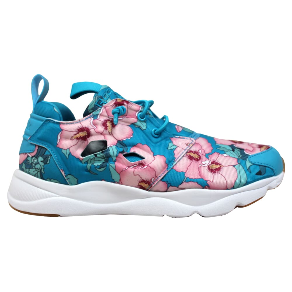 Reebok Furylite FG Flight Blue/Berry-Pink BD1097 Women's