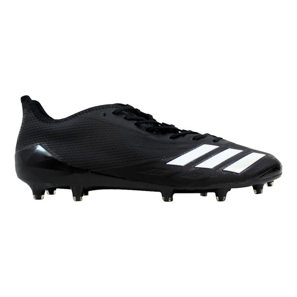 Adidas Adizero 5-Star 6.0 Black/Silver Metallic-White BW1083