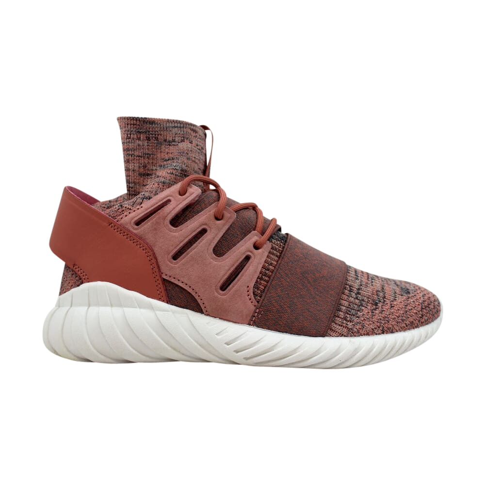 Adidas Tubular Doom Primeknit Raw Pink/White BY3552 Men's