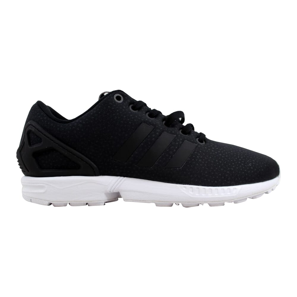 Adidas ZX Flux W Black/Black-Silver Metallic  BY9215 Women's