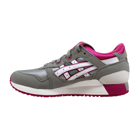 Asics Gel Lyte III 3 GS Light Grey/White C5A4N 1301 Grade-School