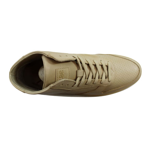 Clae Gregory Mid Latte Leather CLA01310