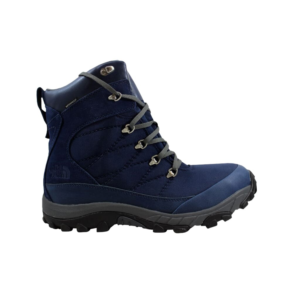 The North Face Chilkat Nylon Cosmic Blue/Zinc Grey CU44T7K
