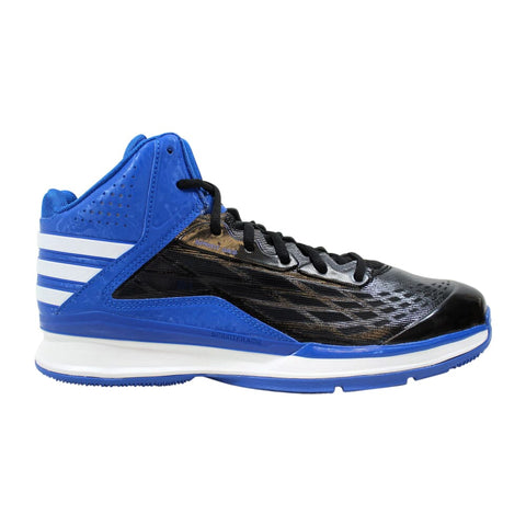 Adidas Transcend Core Black/Footwear White-Blue Beast  D73908 Men's