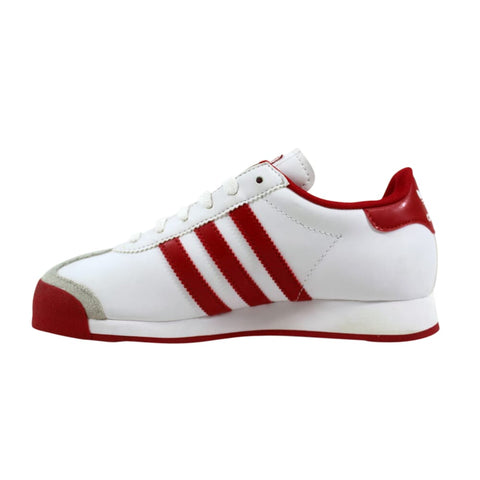 Adidas Samoa White/Red G21250 Grade-School