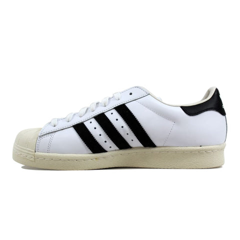Adidas Superstar 80s White/Black-Chalk  G61070 Men's