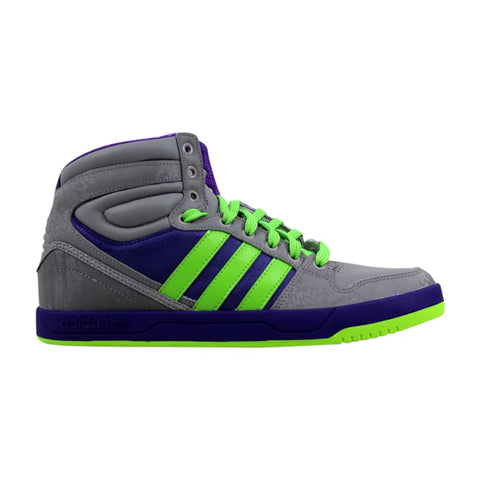 Adidas Court Attitude Aluminum/Green-Purple GIOIA G99100 Men's