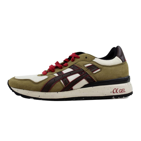 Asics Gt II 2 Olive/Dark Brown H310N-8628 Men's