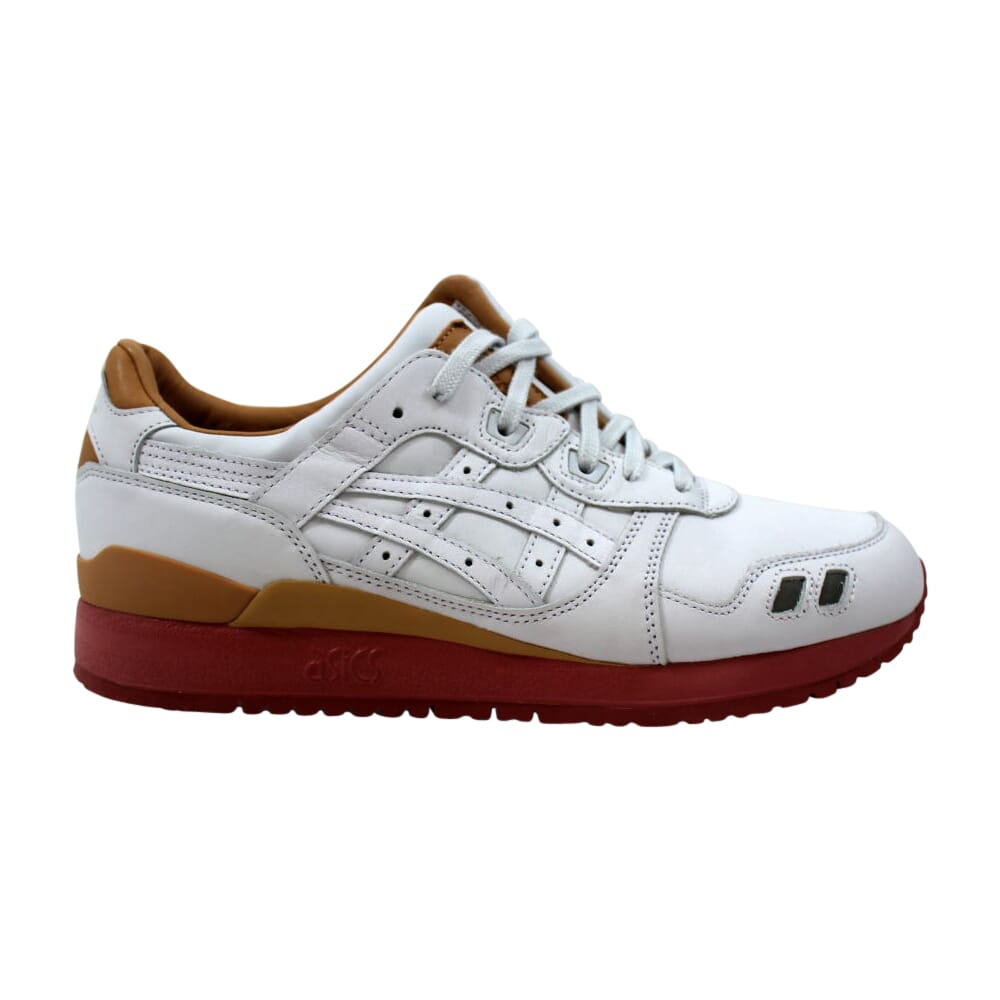 Asics Gel-Lyte III Packers x J. Crew White/White  H7F3K-0101 Men's