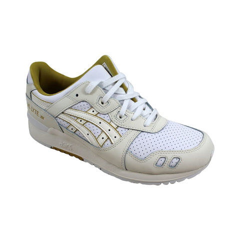 Asics Gel Lyte III 3 White/Cream H7L3L-0100 Men's