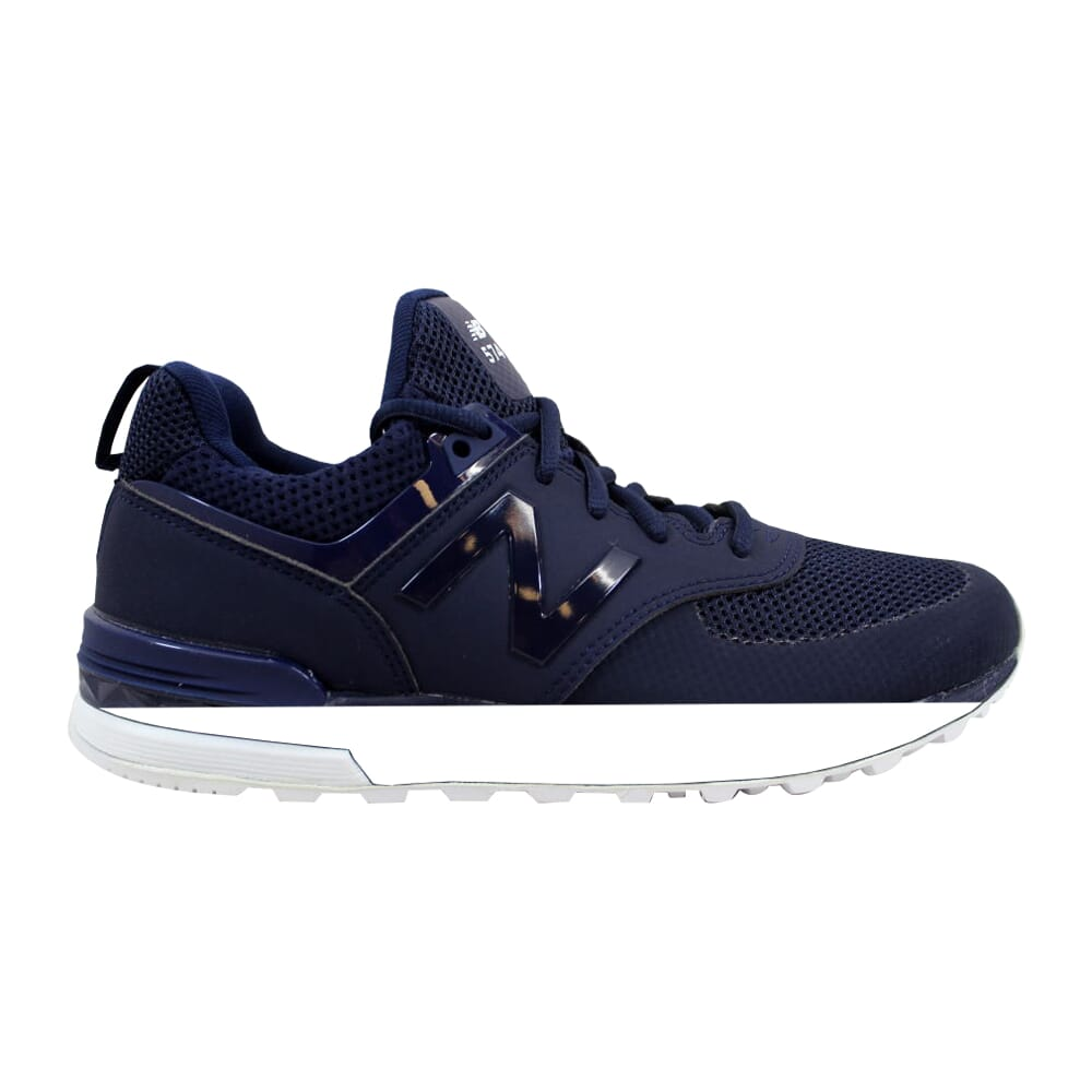 New Balance 574 Sport Navy Blue KFL5743G Grade-School