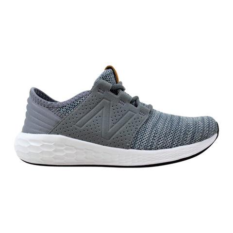 New Balance Fresh Foam Cruz Knit Gunmetal  KJCRZKPP Pre-School
