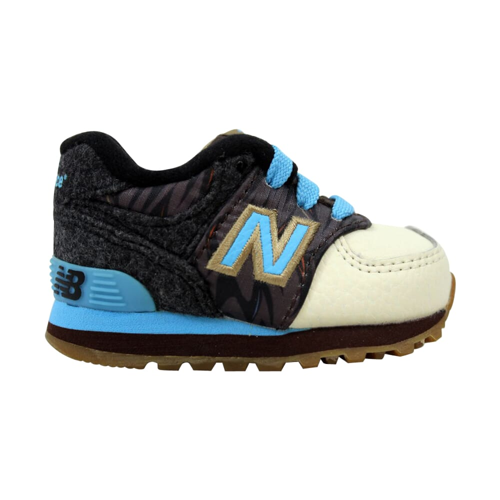 New Balance 574 Outside In Brown/Tan  KL574FMI Toddler