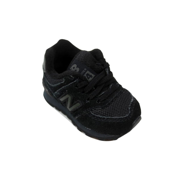 New Balance 574 Black  KL574TBI Toddler