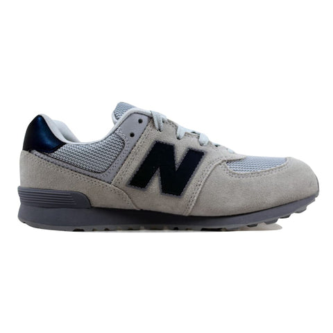 New Balance 574 Grey/Urban Twilight KL574UGG Grade-School