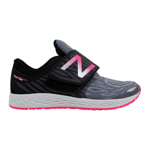New Balance Hook and Loop Fresh Foam Zante V3 Black KVZNTBEY Grade-School