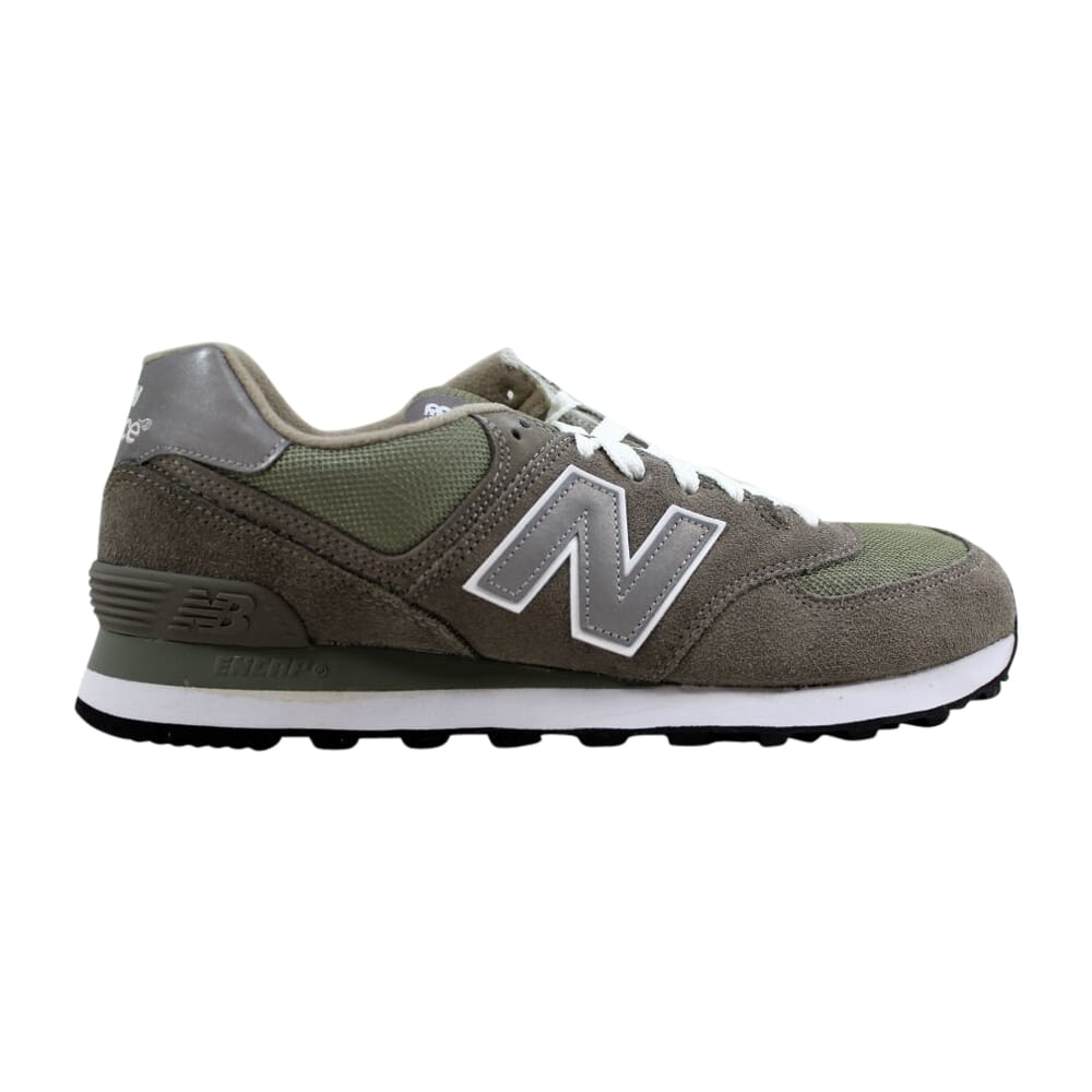 New Balance 574 Classic Grey/Silver M574GS Men's