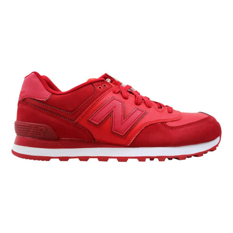 New Balance 574 Stealth Pack Red/White  ML574RD Men's