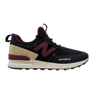 New Balance 574 Sport Recon Black/Burgundy  MS574DTY Men's