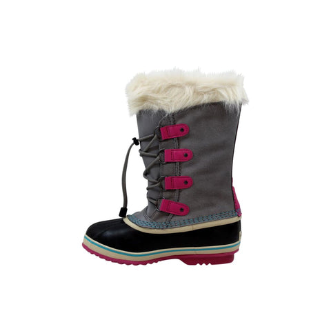 Sorel Youth Joan Of Arctic Light Grey  NY-1858-060 Grade-School