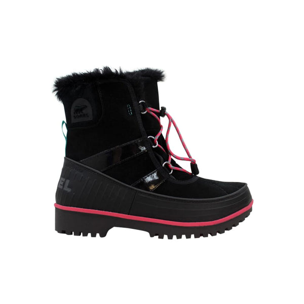 Sorel youth Tivoli II 2 Black/Dark Grey  NY-2417-010 Grade-School