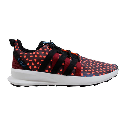 Adidas SL Loop CT Burgundy/Black-Orange Q16405 Men's