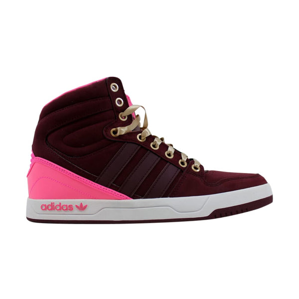 Adidas Court Attitude W Light Maroon/Burgundy Q32916