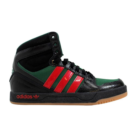 Adidas Court Attitude J Black/Red-Green Q32951 Grade-School